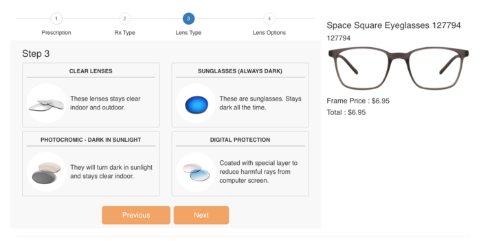 3fe38123b7 Googles4U offers multiple different types of lens options for your glasses.